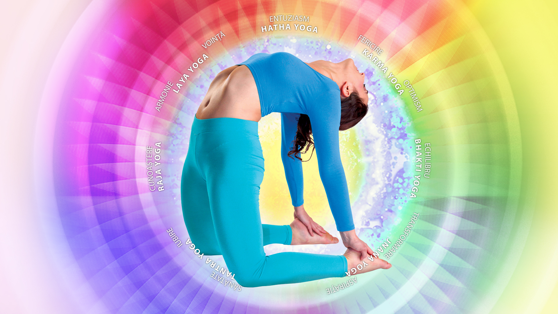 cursuri de yoga și viziune